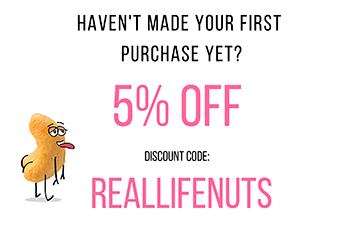 Cupom 5% OFF - Naked Nuts